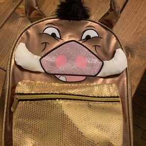 Disney Pumba Backpack